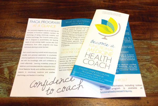 functional medicine coaching academy - denver graphic designs